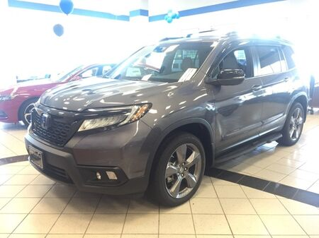 2019_Honda_Passport_Touring_ Salisbury MD