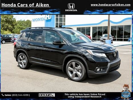 2019_Honda_Passport_Touring_ Aiken SC