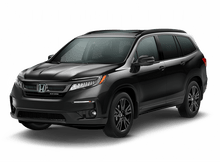 2019_Honda_Pilot_Black Edition_ Moncton NB