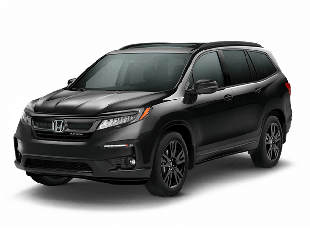 2019 Honda Pilot Black Edition Moncton NB