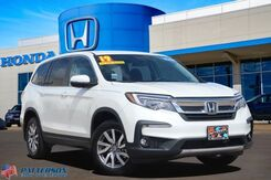 2019_Honda_Pilot_EX **CERTIFIED PRE-OWNED**_ Wichita Falls TX