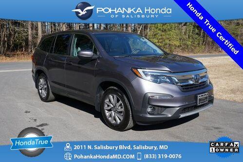 2019_Honda_Pilot_EX-L ** Honda True Certified 7 Year / 100,000  **_ Salisbury MD