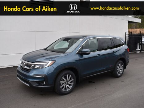2019_Honda_Pilot_EX-L_ Aiken SC
