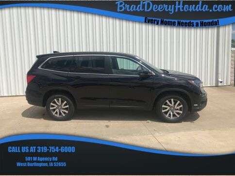 2019_Honda_Pilot_EX-L_ West Burlington IA