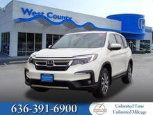 2019_Honda_Pilot_EX-L w/Navigation and Rear Entertai_ Ellisville MO