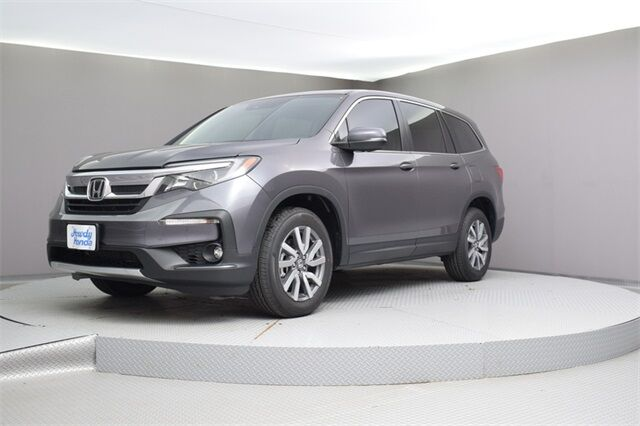 2019_Honda_Pilot_EX-L w/Navigation and Rear Entertainment System_ Austin TX