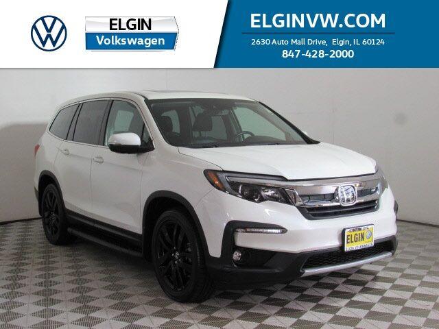 2019 Honda Pilot EX-L w/Navigation and Rear Entertainment System Elgin IL