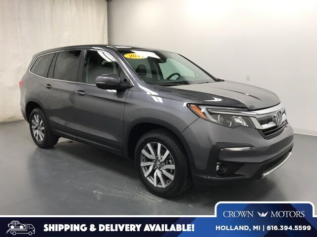 2019 Honda Pilot EX-L w/Navigation and Rear Entertainment System Holland MI