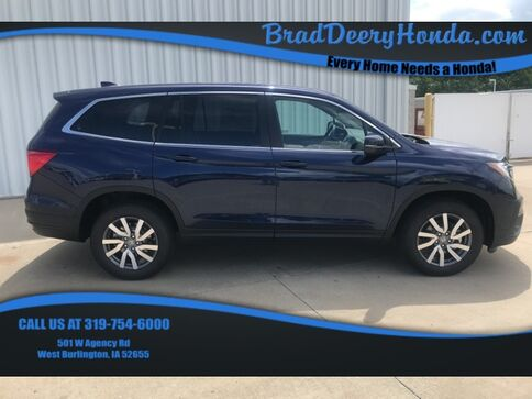 2019_Honda_Pilot_EX_ West Burlington IA