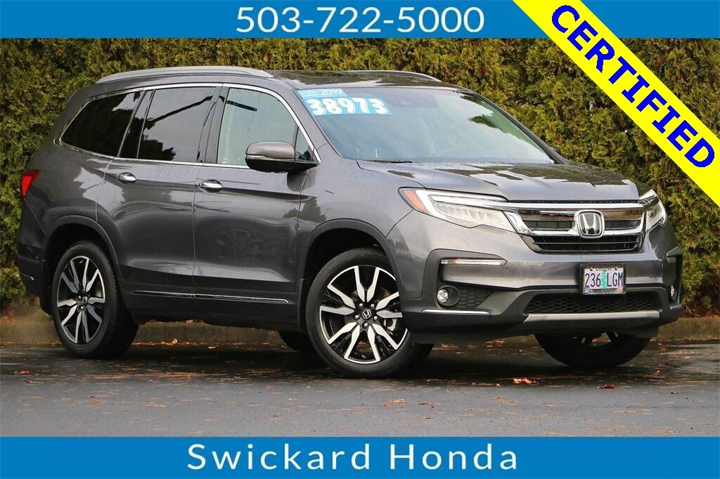 2019 Honda Pilot Elite Gladstone OR