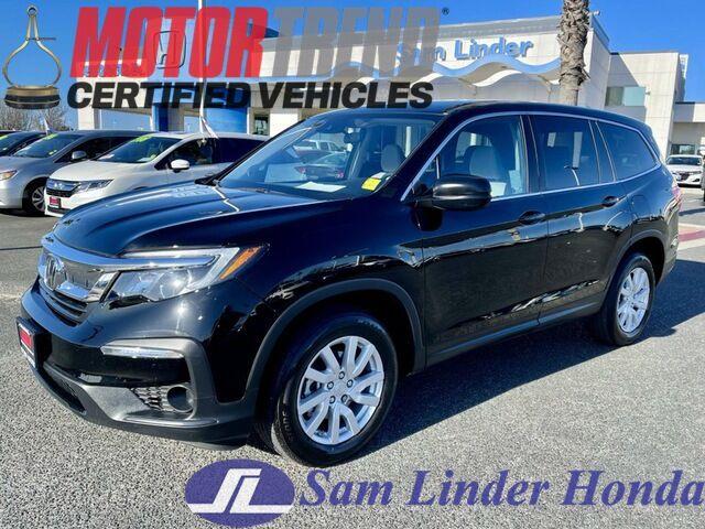2019 Honda Pilot LX AWD Salinas CA
