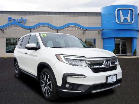 2019 Honda Pilot Touring 7-Passenger Libertyville IL