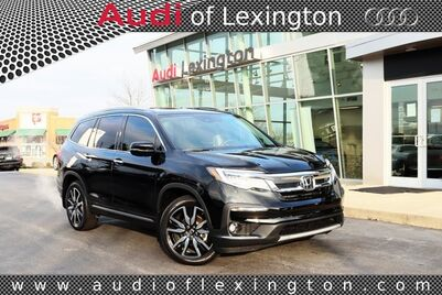 2019_Honda_Pilot_Touring_ Richmond KY