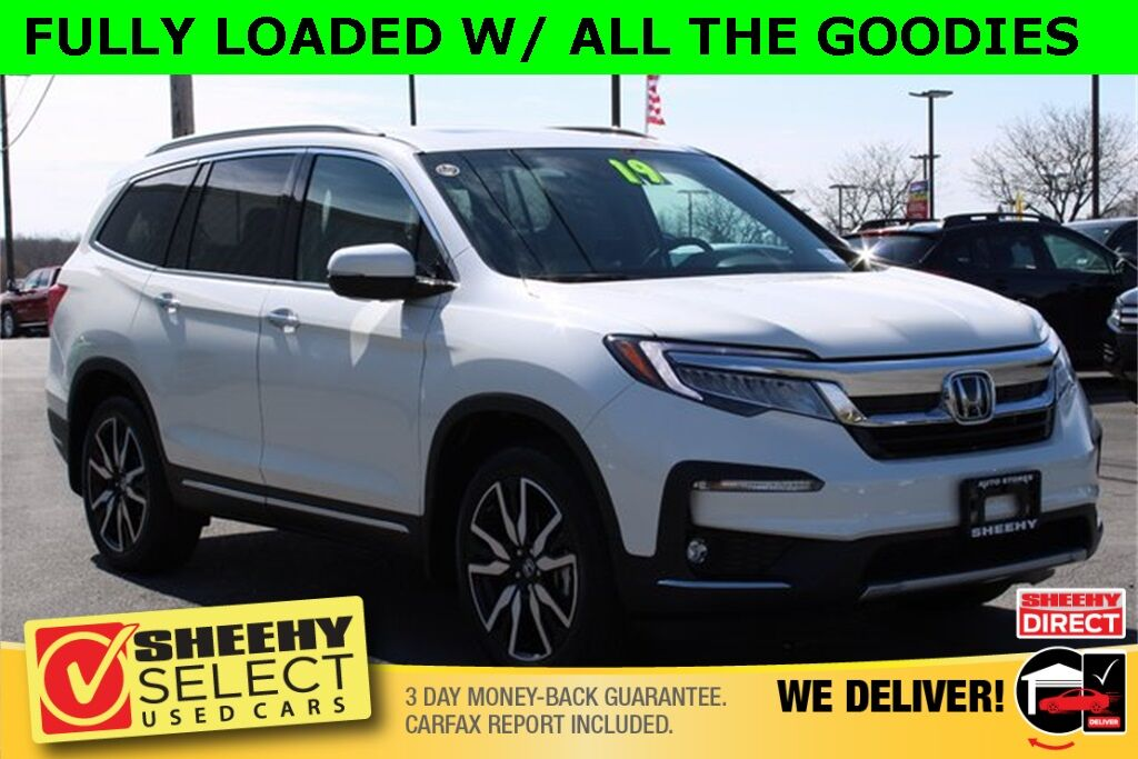 2019 Honda Pilot Touring Hagerstown MD