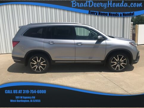 2019_Honda_Pilot_Touring_ West Burlington IA
