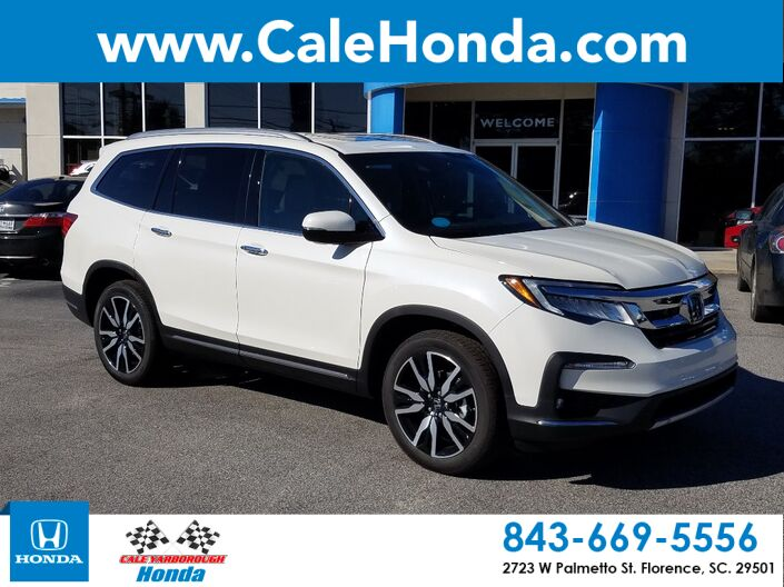2019 Honda Pilot Touring w/Rear Captains Chairs Florence SC