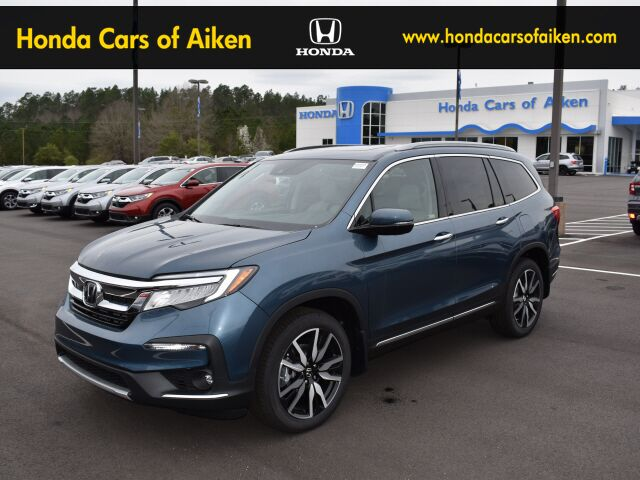 2019 Honda Pilot Touring w/Rear Captains Chairs Aiken SC