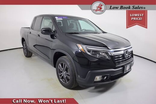 2019_Honda_RIDGELINE_CREW CAB 4X4 SPORT_ Salt Lake City UT