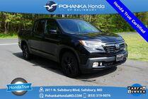 2019 Honda Ridgeline Black Edition AWD ** Honda True Certified 7 Year / 100,000  **