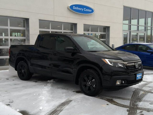 2019 Honda Ridgeline Black Edition Green Bay WI