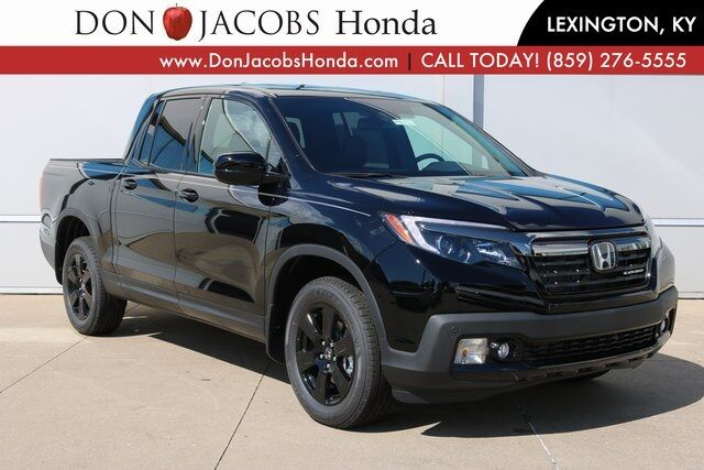 2019 Honda Ridgeline Black Edition Lexington KY