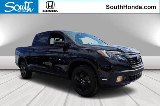 2019 Honda Ridgeline Black Edition Miami FL