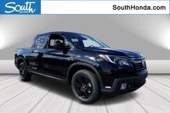 2019_Honda_Ridgeline_Black Edition_ Miami FL