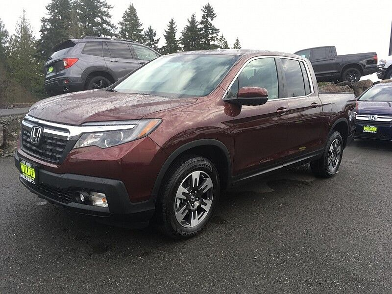 2019 Honda Ridgeline Crew Cab AWD RTL Port Angeles WA
