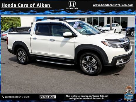 2019_Honda_Ridgeline_RTL-E_ Aiken SC