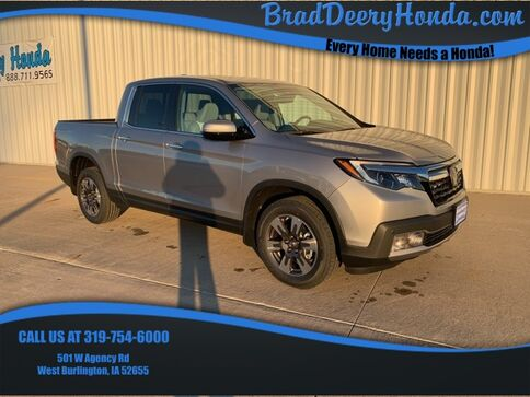 2019_Honda_Ridgeline_RTL-E_ West Burlington IA
