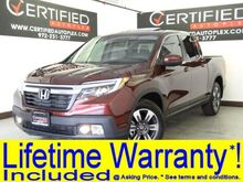 2019_Honda_Ridgeline_RTL-T NAVIGATION SUNROOF REAR CAMERA LANE WATCH ASSIST HEATED LEATHER SEATS_ Carrollton TX