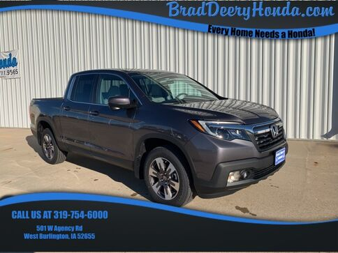 2019_Honda_Ridgeline_RTL-T_ West Burlington IA