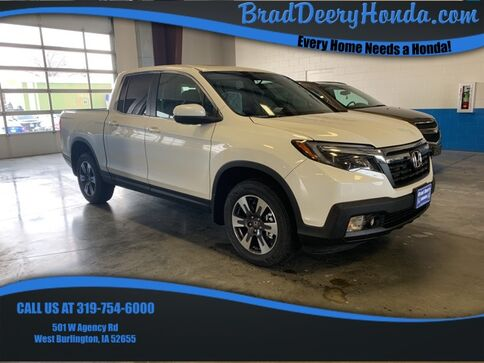 2019_Honda_Ridgeline_RTL_ West Burlington IA