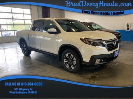 2019 Honda Ridgeline RTL West Burlington IA