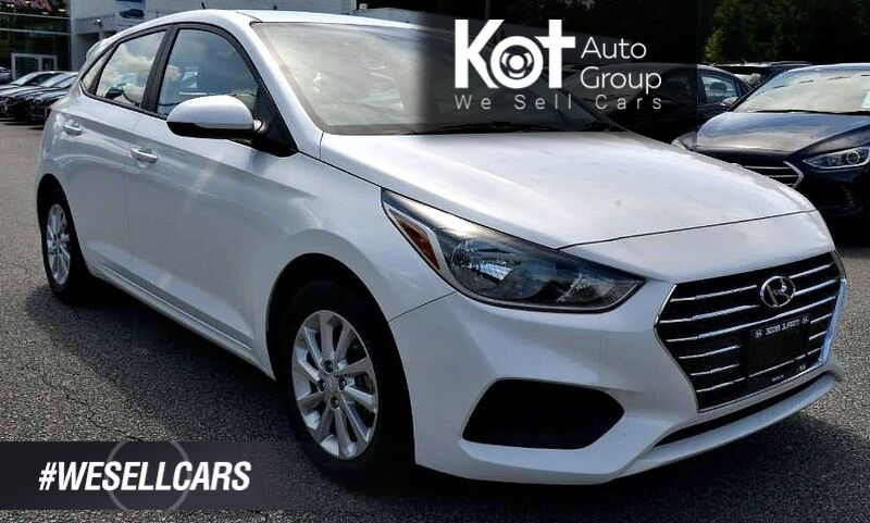 2019 Hyundai ACCENT PREFERRED! BACKUP CAM! APPLE CAR PLAY/ANDROID AUTO! SAVE THOUSAN Maple Ridge BC