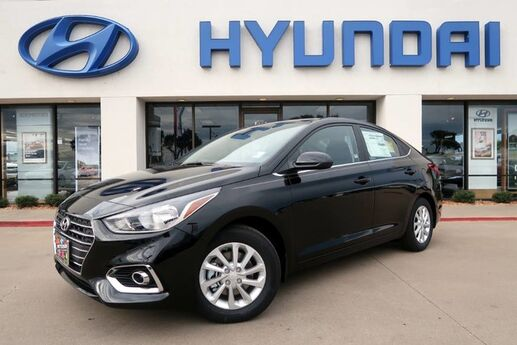 2019 Hyundai Accent 4DR SDN SEL AT Wichita Falls TX