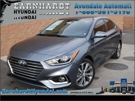 2019_Hyundai_Accent_4d Sedan Limited_ Phoenix AZ