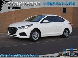 2019_Hyundai_Accent_4d Sedan SE 6spd_ Phoenix AZ