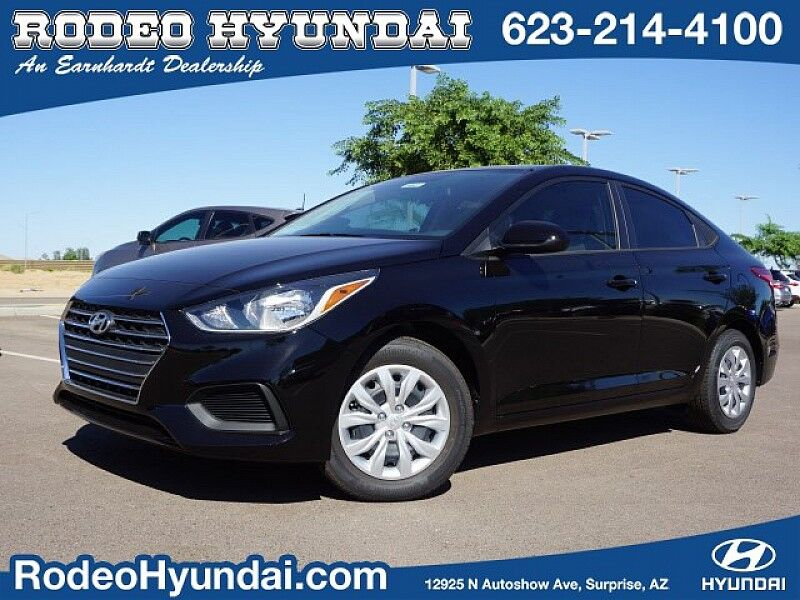 2019 Hyundai Accent 4d Sedan SE 6spd Phoenix AZ