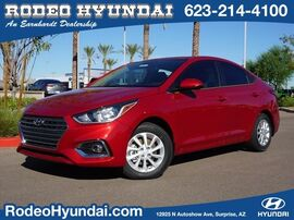 2019_Hyundai_Accent_4d Sedan SEL_ Phoenix AZ