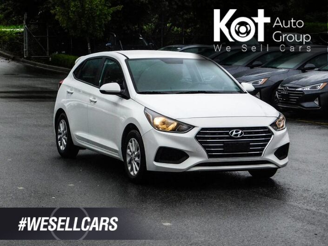 2019 Hyundai Accent 5 Door Preferred Auto Maple Ridge BC