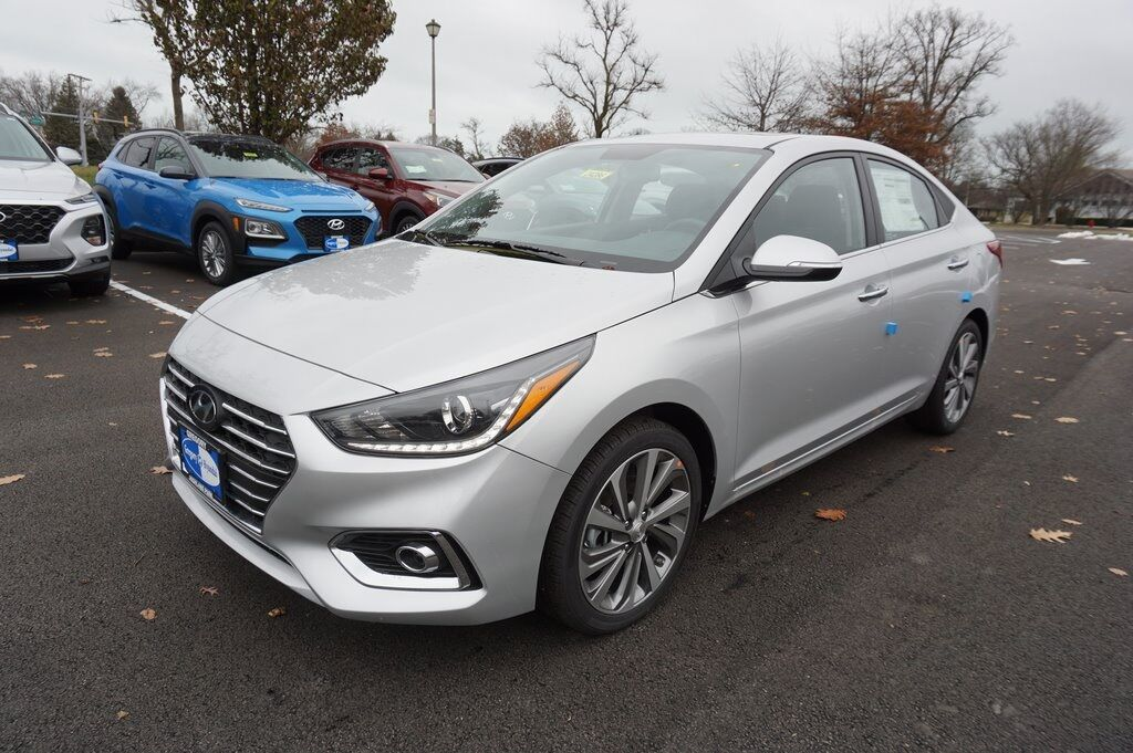 2019 Hyundai Accent Limited Highland Park IL