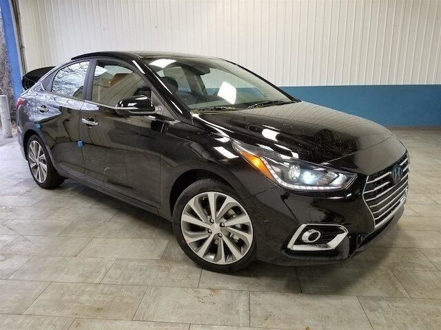 2019 Hyundai Accent Limited Milwaukee WI