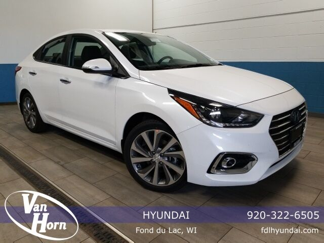 2019 Hyundai Accent Limited Plymouth WI