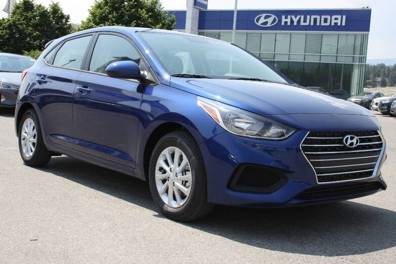 2019 Hyundai Accent Preferred Kelowna BC