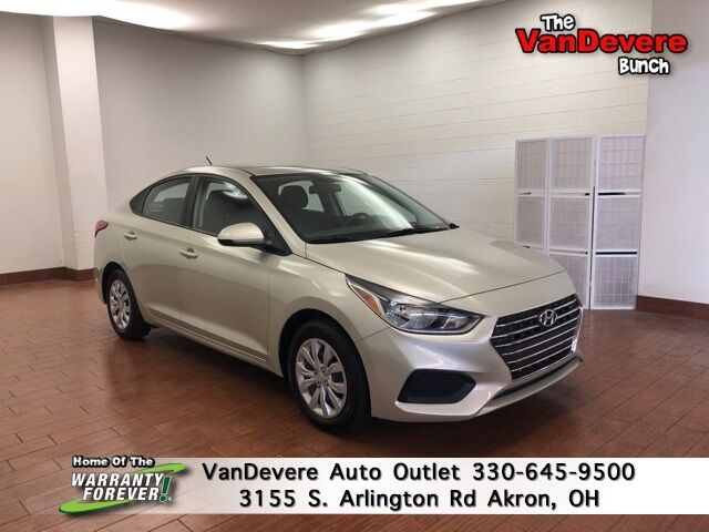 2019 Hyundai Accent SE Akron OH