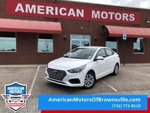 2019_Hyundai_Accent_SE_ Brownsville TN