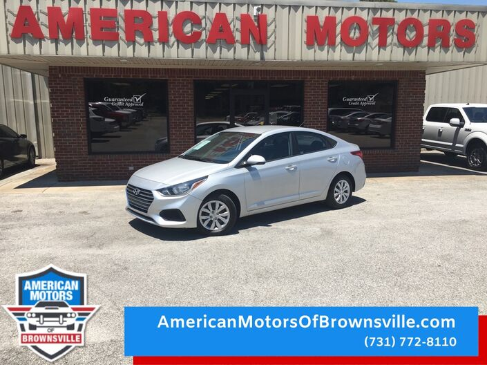 2019 Hyundai Accent SE Brownsville TN
