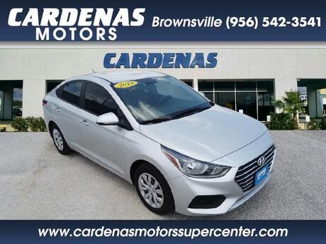 2019 Hyundai Accent SE Brownsville TX