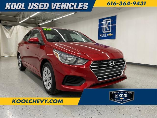 2019 Hyundai Accent SE Grand Rapids MI